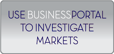 Use BusinessPortal-Global to investigate markets